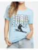 Chaser Snow Tee