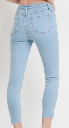 Scissor Cut Jeans