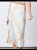 Cotton Candy Tie-Dye Midi Skirt