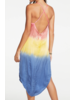Chaser Tie-Dye Midi Dress