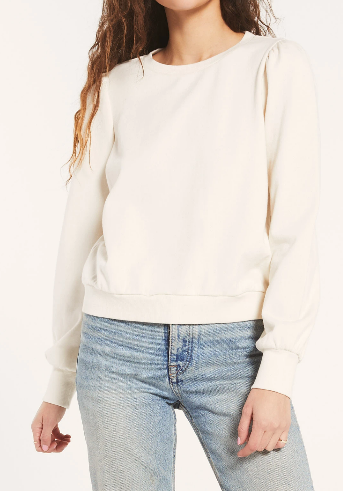 Puff Pullover