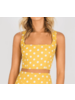 Toby Heart Ginger Polka Dot Tank