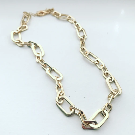 Power Link Chain Necklace