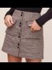 Kourt Plaid Skirt