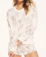 Ava Floral Sweater