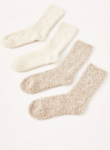 Z Supply Fuzzy Socks