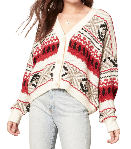 BB Dakota Back Country Cardigan
