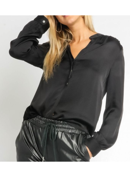 Caprice Satin blouse