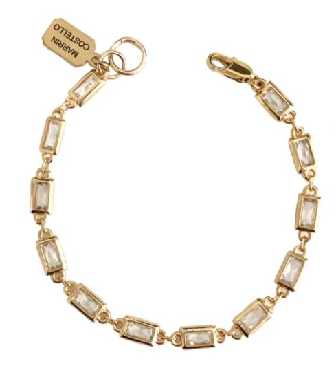Marrin Costello Emerald Bracelet