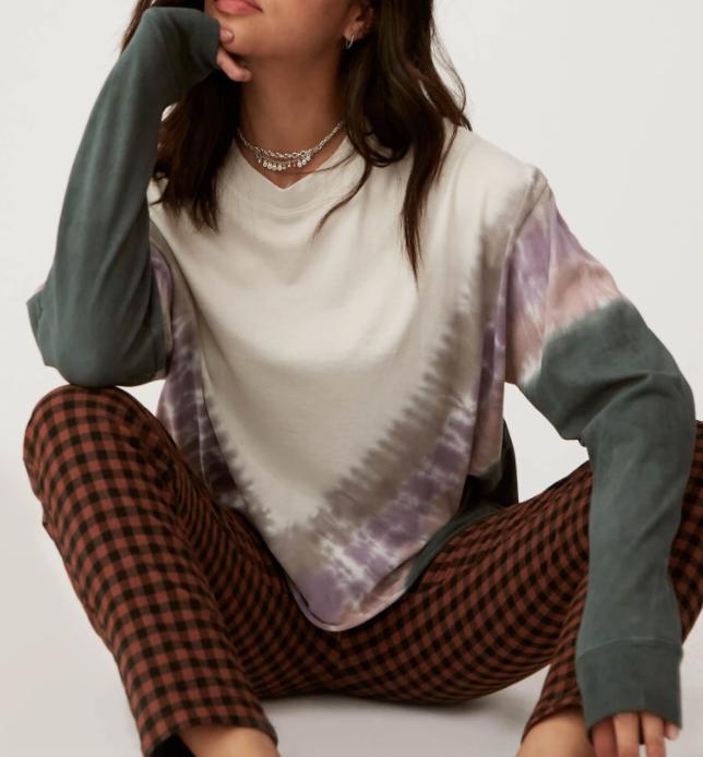 Daydreamer Tie-Dye Long Sleeve
