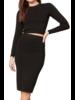 BB Dakota Knit Skirt