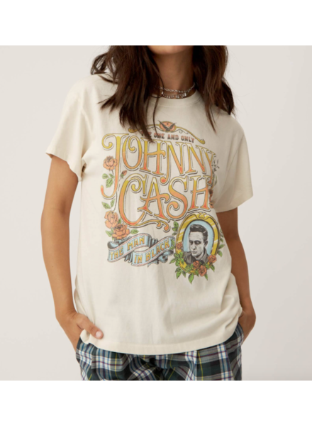 Daydreamer Johnny Cash Tee