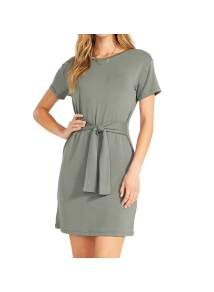 BB Dakota A Little Knot Dress