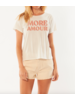 More Amour Tee