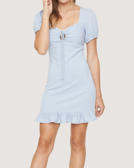 Ocean Blues Dress