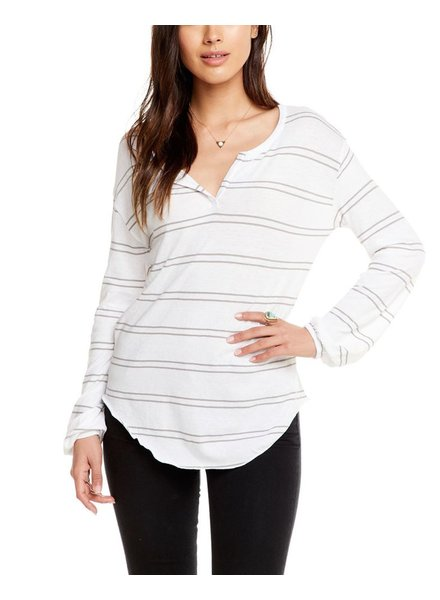 Chaser Striped Tee