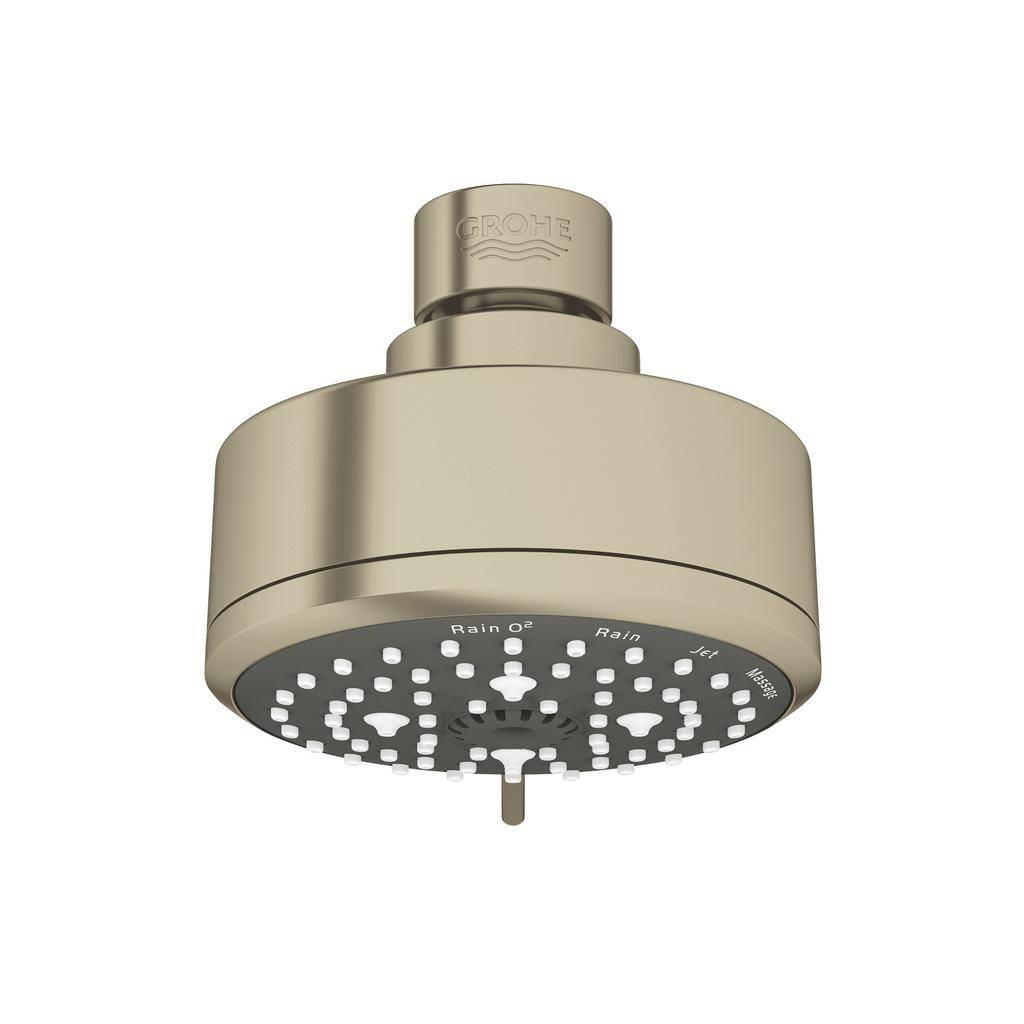 Grohe 26043en1 New Tempesta Cosmopolitan 100 Shower Head 4 Sprays Brushed Nickel