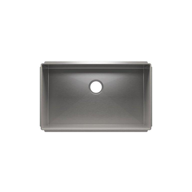 Julien 003935 J7 Sink Undermount Single 30x18x10 Home