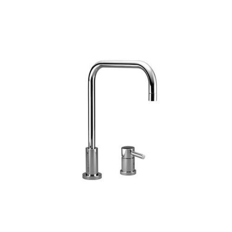 Dornbracht 32815625 Meta.02 Two Hole Faucet Platinum Matte ...