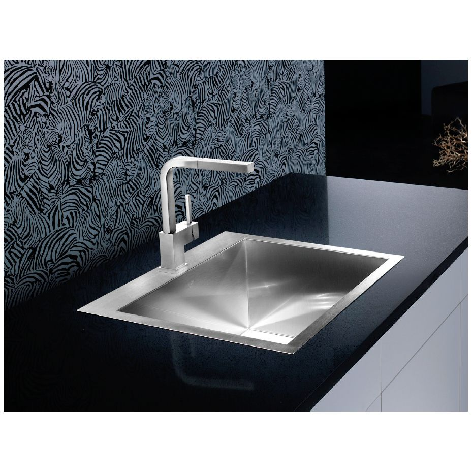 Blanco 400548 Silhouette Pull Out Kitchen Faucet Home