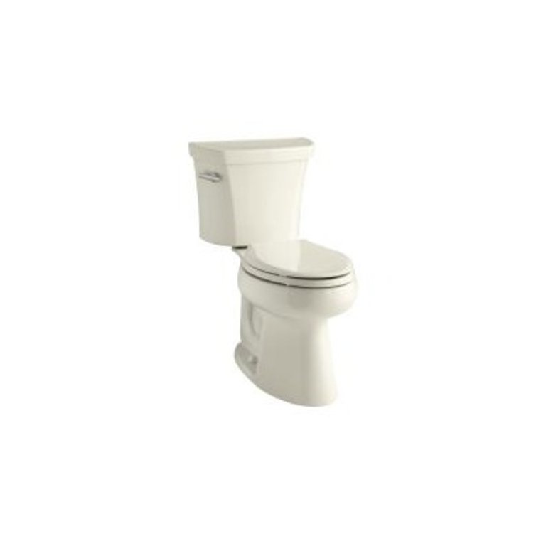 Fabulous Kohler K3979 Highline Comfort Height Elongated 1 6 Gpf Theyellowbook Wood Chair Design Ideas Theyellowbookinfo