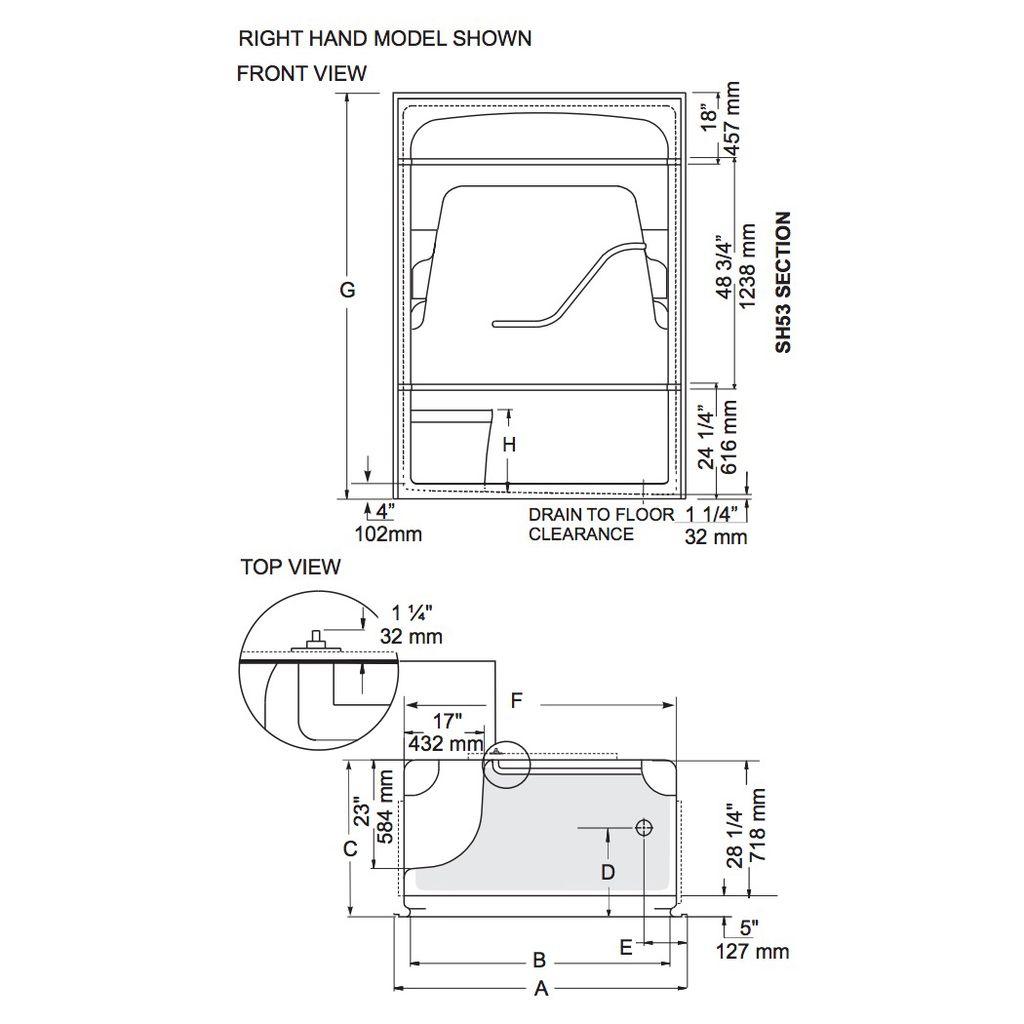 shower stall schematic shower stall schematic dat wiring diagrams  shower stall schematic dat wiring