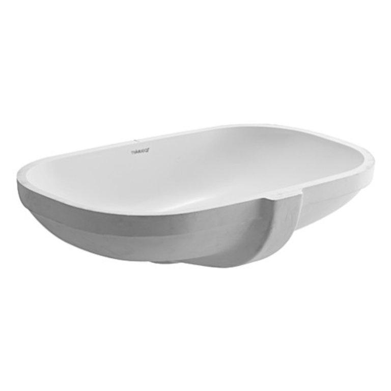 Beliebt Duravit 033849 Vanity Basin D-Code 19-1/2