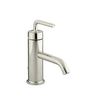 Kohler 14402 4a Bv Purist Single Handle Bathroom Sink Faucet With