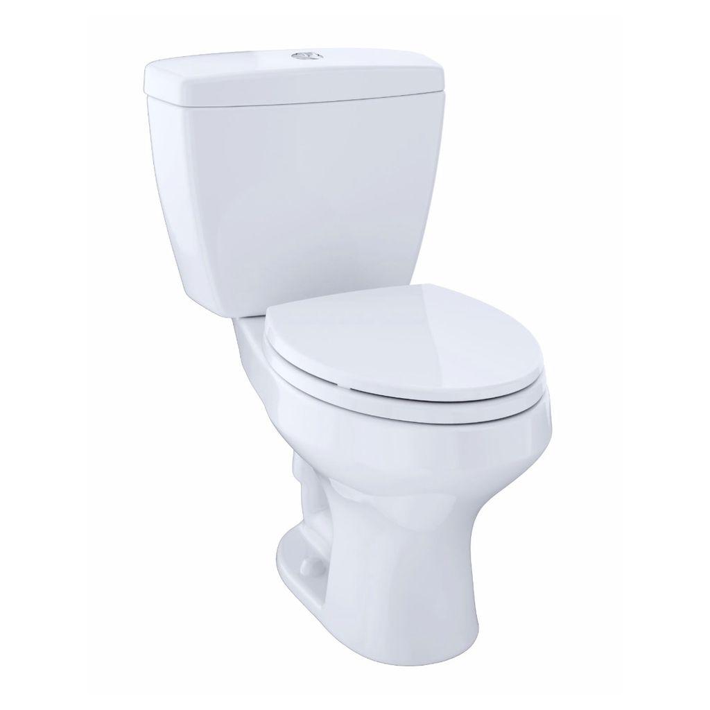 Strange Toto Cst406Mf Rowan Two Piece Elongated Toilet Cotton Evergreenethics Interior Chair Design Evergreenethicsorg