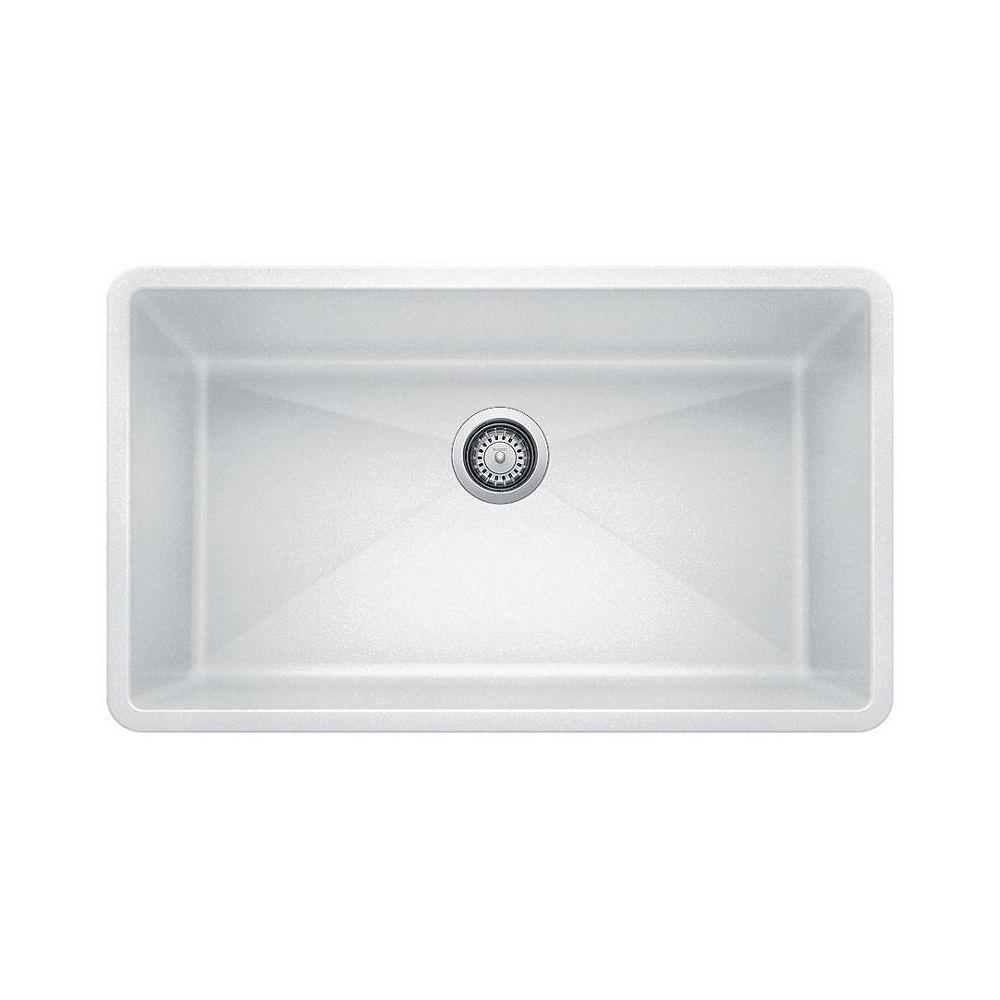 Blanco 401820 Precis U Super Single Undermount Kitchen