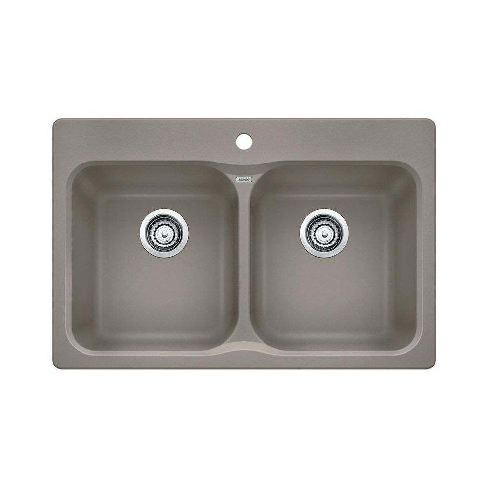 Blanco 401145 Vision 210 Double Drop In Kitchen Sink Home Comfort Centre