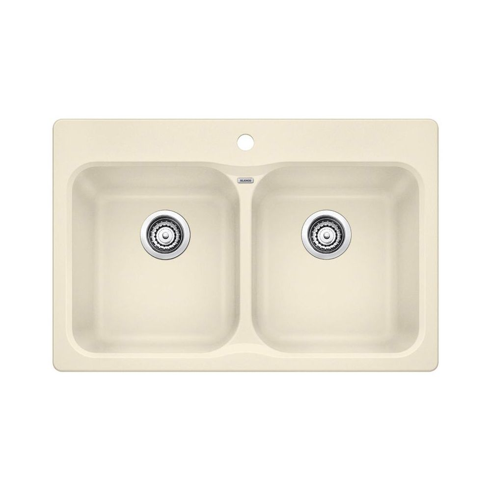 Blanco 401826 Vision 210 Double Drop In Kitchen Sink Home Comfort Centre