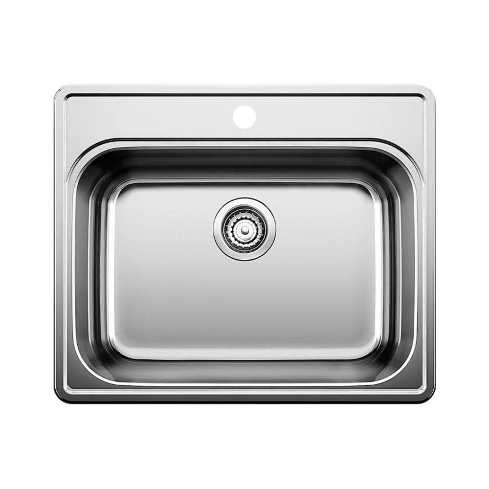 Blanco 401101 Essential Single Hole Kitchen Sink