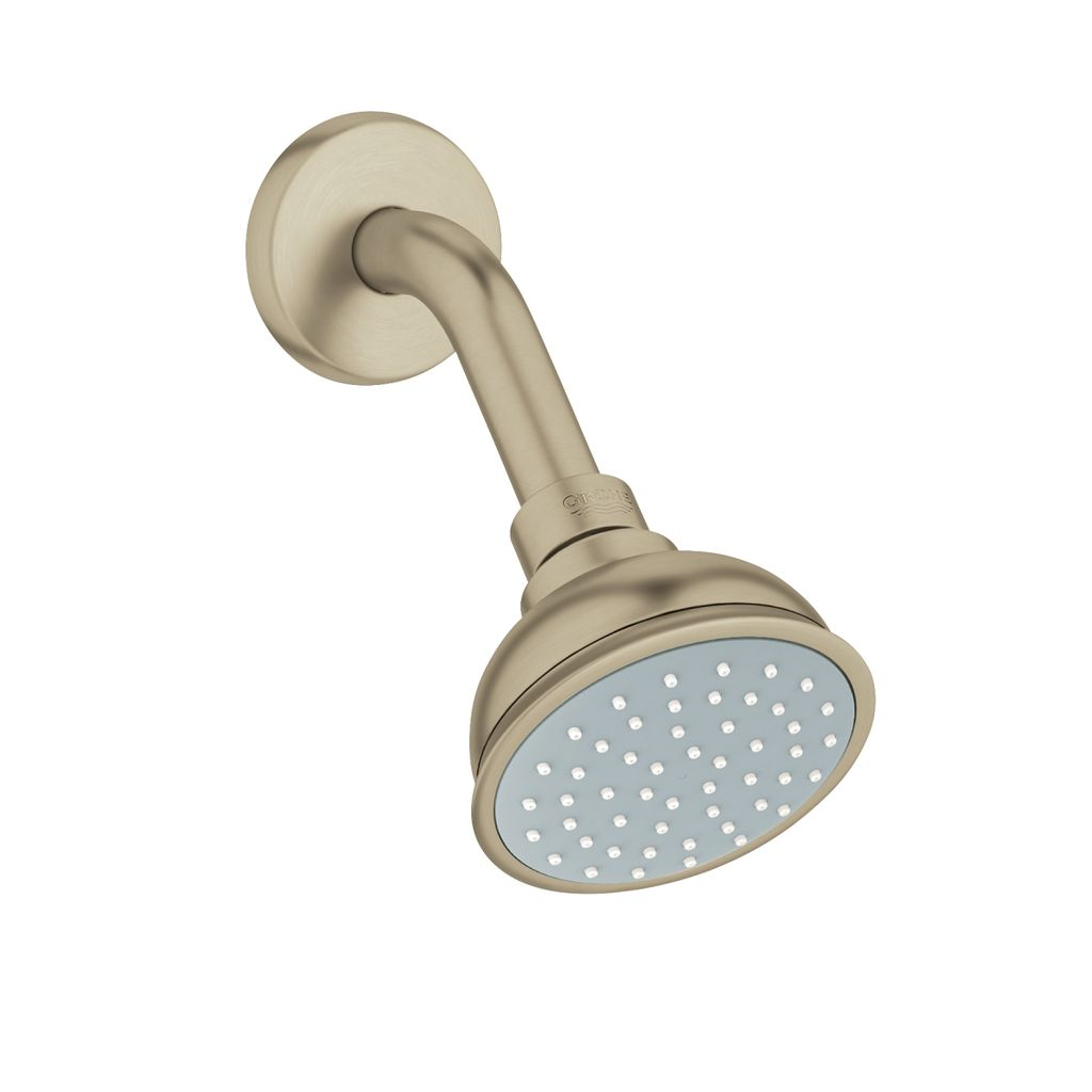 Grohe 26117en1 Fairborn Shower Arm With Shower Head