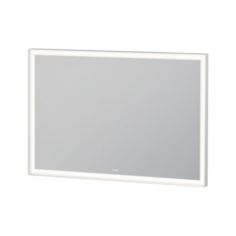 Duravit Lc7382 L Cube Mirror With Lighting Home Comfort