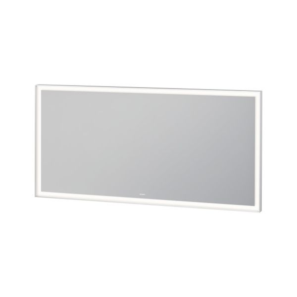 Duravit Lc7384 L Cube Mirror With Lighting Home Comfort