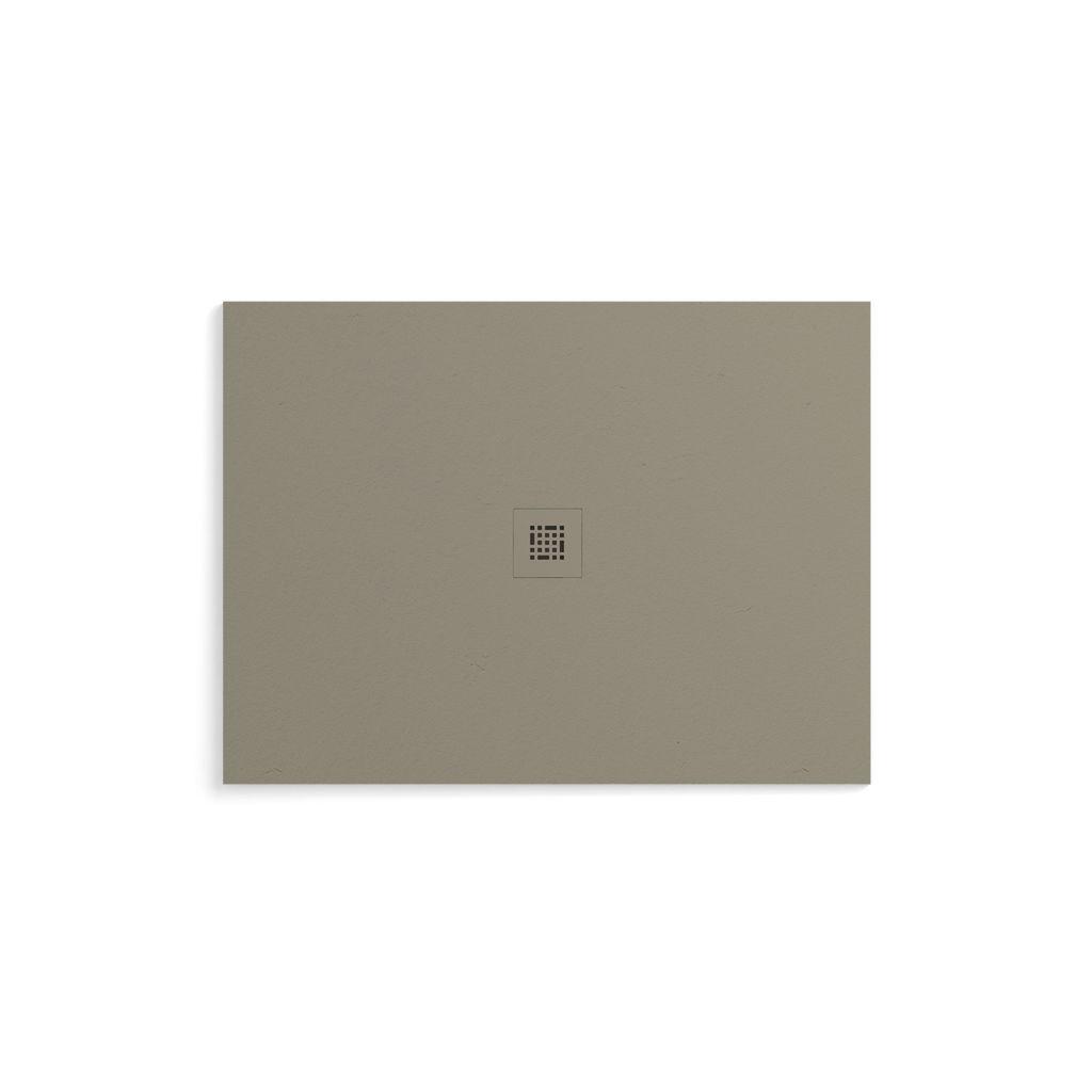 Fiora Sssp4836 Shower Base Quadro Slate 48x36 Cement Home Comfort