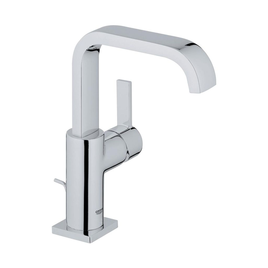 Grohe 3212800a Allure Single Handle Bathroom Faucet L Size Chrome