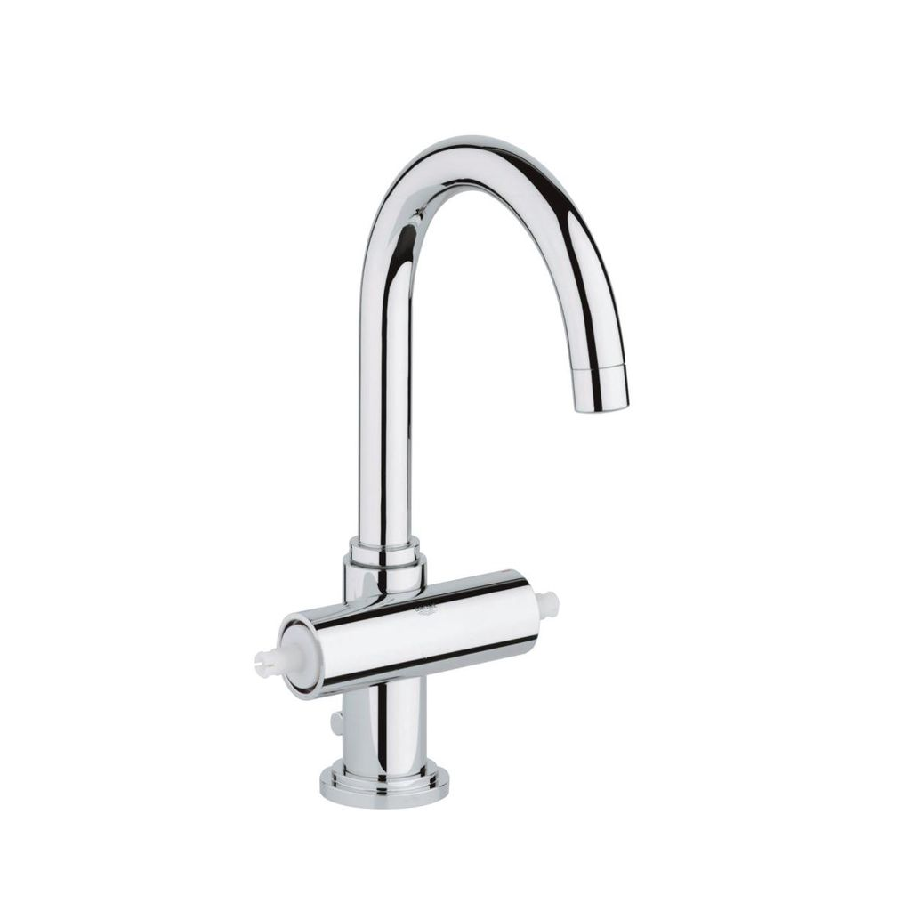 Grohe 2102700a Atrio Single Hole L Size Bathroom Faucet Chrome