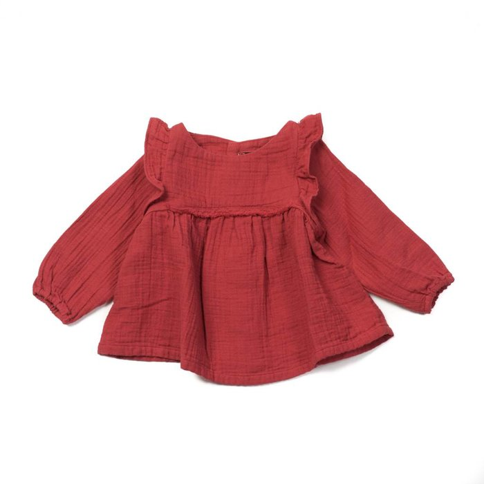 Blouse Ailette Blush