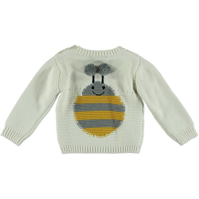 Thumper Sweater with Bee