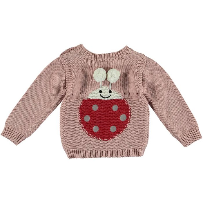 Thumper Sweater Lady Bug