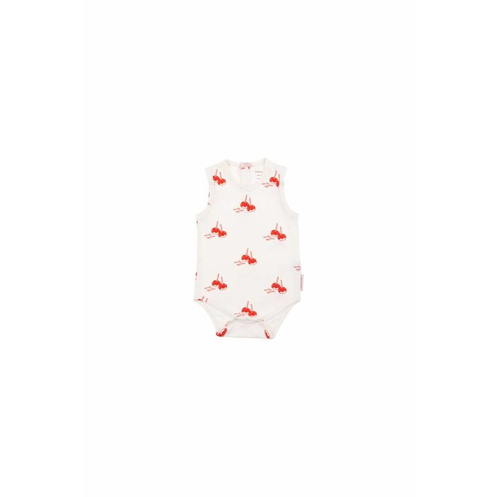 Candy Apples Body Off white/Red