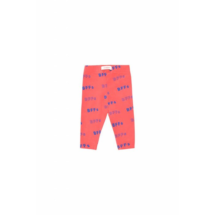 Bffs Pant Light red/Ultramarine