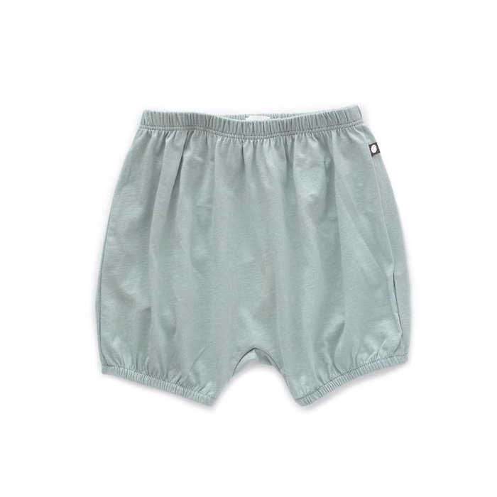 Bubble Shorts Jadeite
