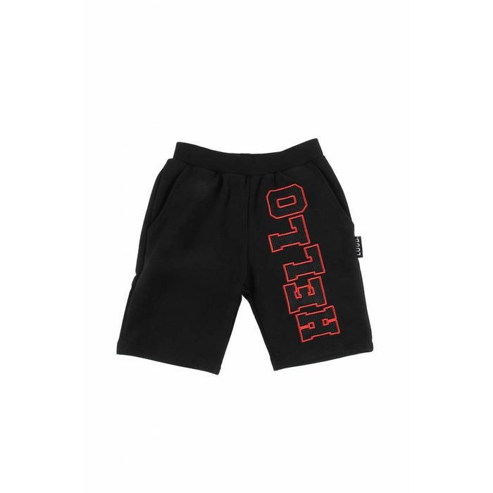Smart Shorts Regular Fit Black
