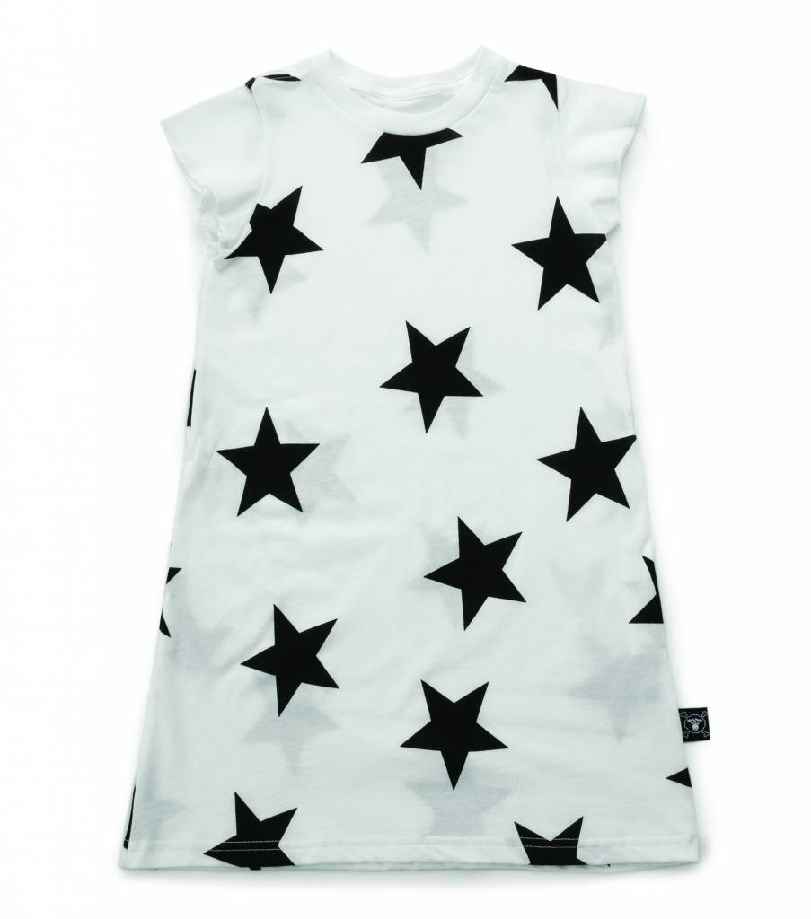 Star A Dress White