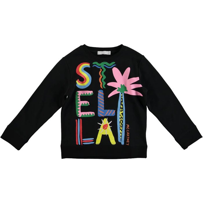 Multicolor Stella Long Sleeve Tee