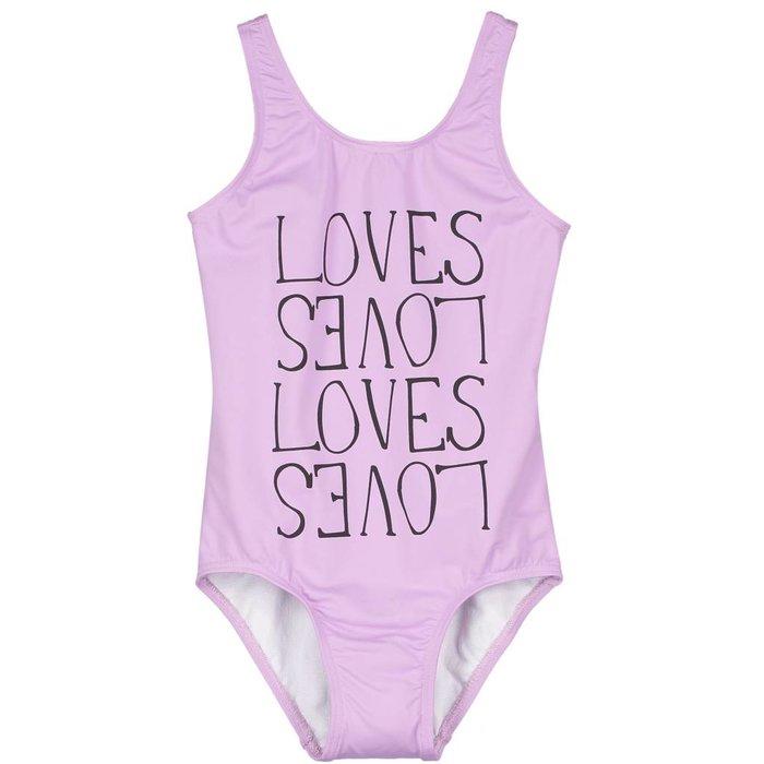 Swimsuit Violet