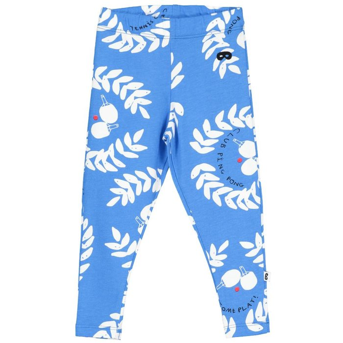 Baby Leggings Ping Pong Club Ink Blue